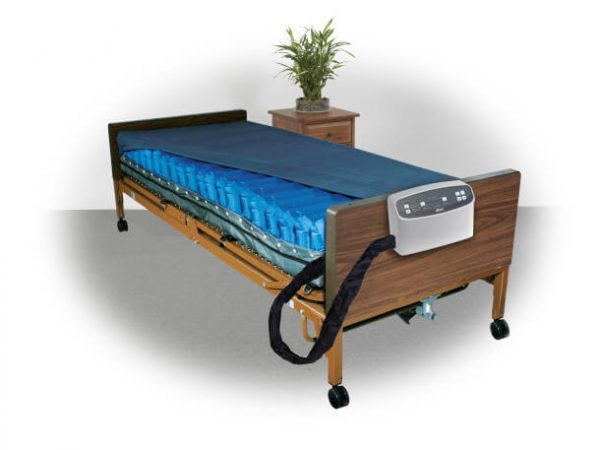 Med-Aire Plus 8″ Medical Bed