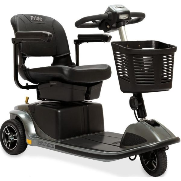 3-Wheel Mobility Scooters Revo