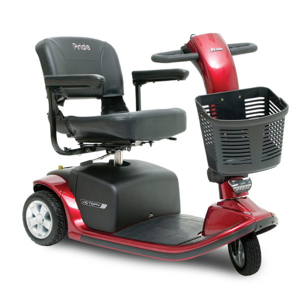 Pride Mobility ScootersVictory® 9 3-Wheel