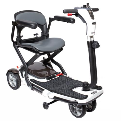Pride 4-Wheel Mobility Scooters Go-Go® Folding Scooter