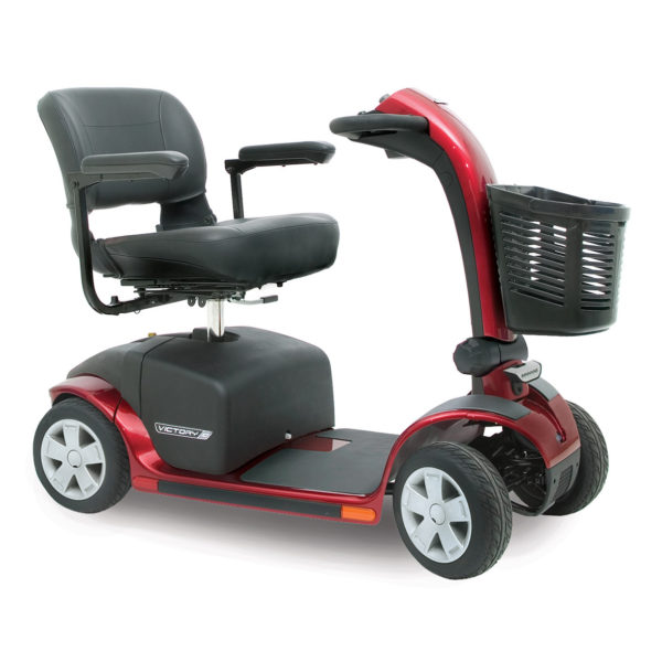 Pride Mobility 4-Wheel Mobility Scooters Victory® 9