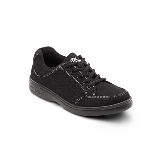 Women's Canvas Sneaker By Dr. Comfort